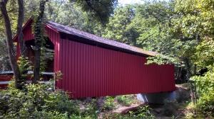 Sandy Creek Covered Bridge
